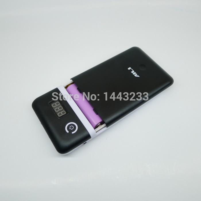 3.3A 5V 12v 19v 21V banco de energía móvil seis 18650 cargador de batería para el ordenador portátil de 19V 5V teléfono no incluye batería