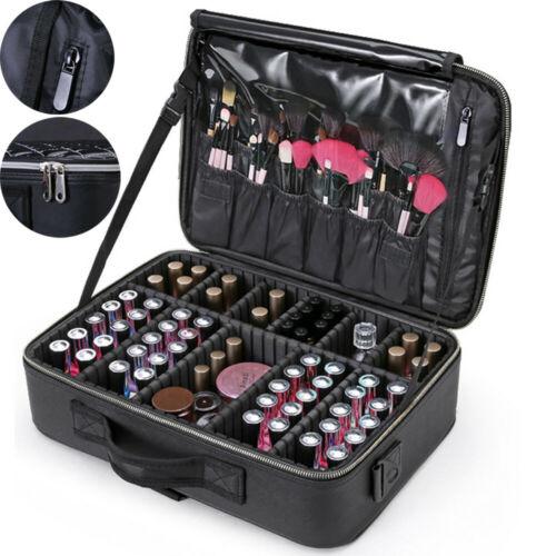 Caja de belleza profesional, bolsas de maquillaje para mujeres, neceser para tocador, estuche de joyería cosmética para uñas, bolsas cosméticas, bolsos de viaje para niñas