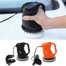 12V 40W parlatma makinesi araba oto parlatıcı elektrikli alet pil paketi parlatıcı ağda balmumu A26 dropshipping