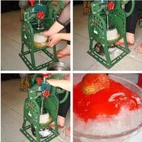 commercial use ice shaver machine ice crusher ice shaving machine snow cone maker