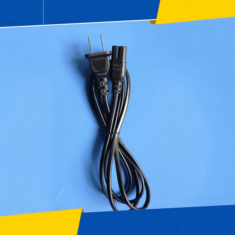 Cable/Cable de alimentación CA, 2 clavijas, para PS2, PS3 Slim