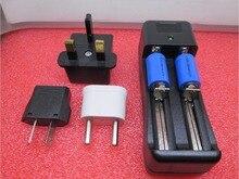 NIEUWE batterij ER14250 LS14250 ER14250H 14250 1/2AA 3.6 V/3.7 V 280 mah Oplaadbare Li-Ion lithium batterijen (2 batterij 1 lader)