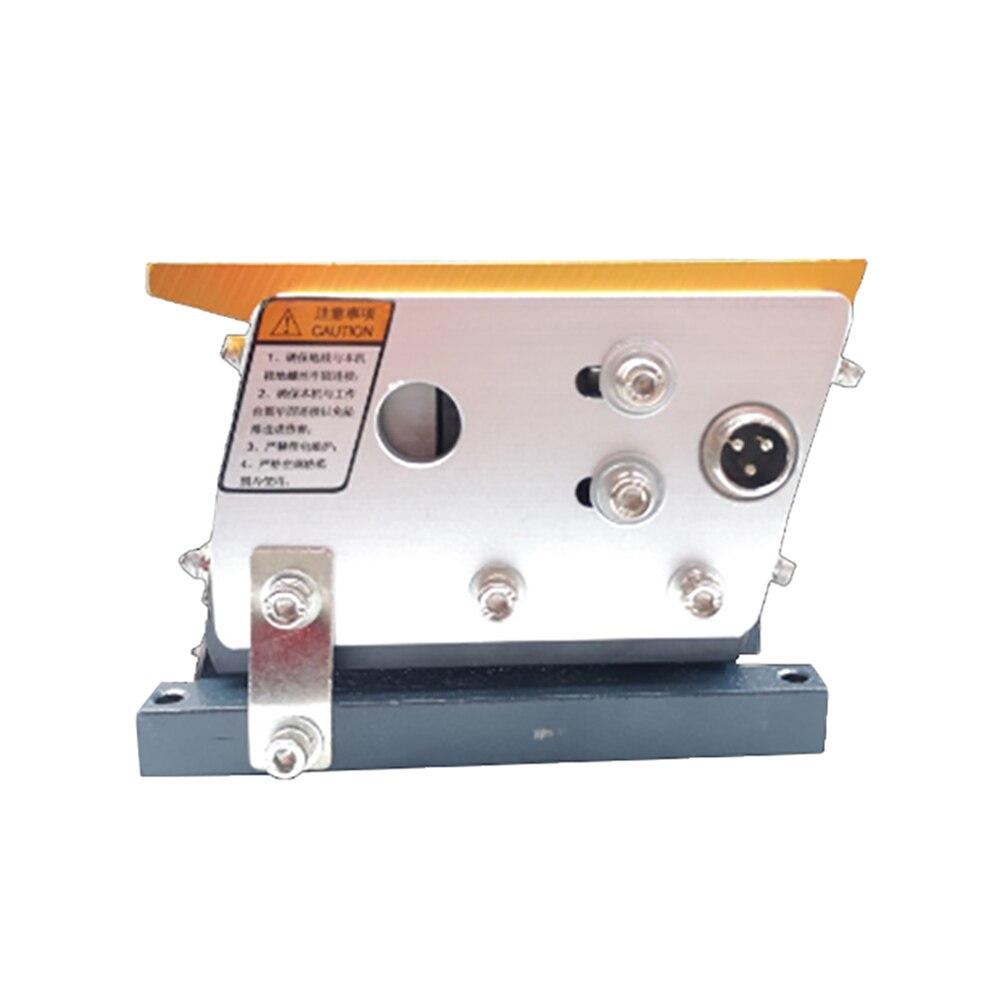 Alimentador lineal de placa vibratoria, alimentación directa por vibración, alimentador vibratorio de 160MM, alimentador de choque de 220V