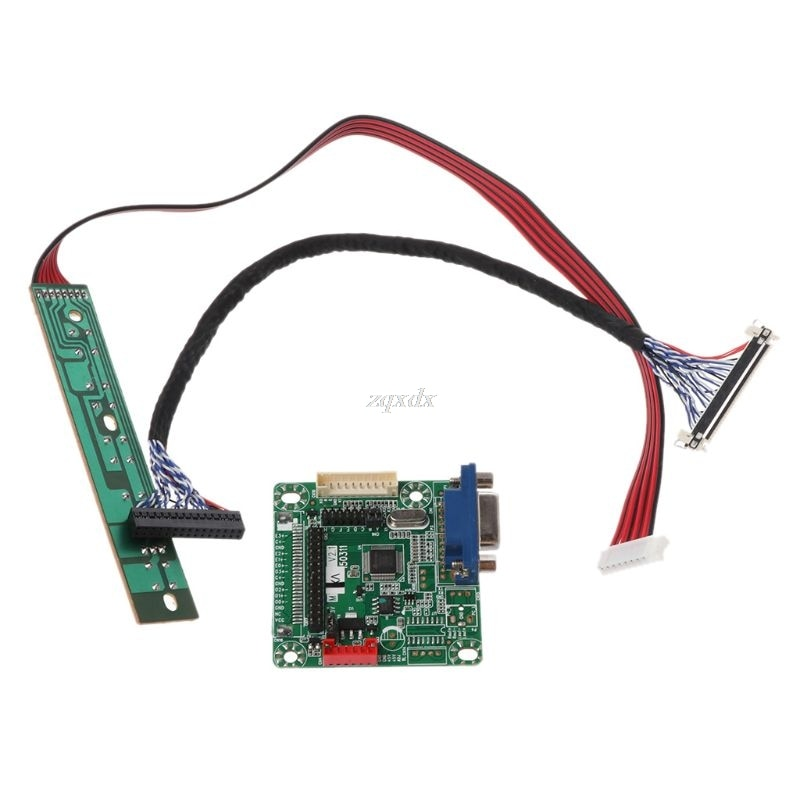 """Плата драйвера MT561-B Универсальный LVDS ЖК-монитор контроллер экрана 5 в 10-42 """"ноутбук компьютер DIY запчасти комплект Прямая поставка"""