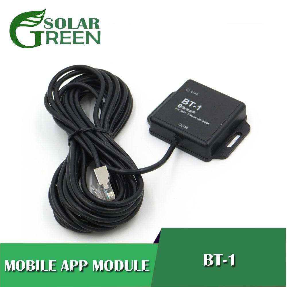BT-1 Bluetooth для SRNE MPPT Солнечное зарядное устройство контроллер заряда ML2420 ML2430 ML2440 ML4860