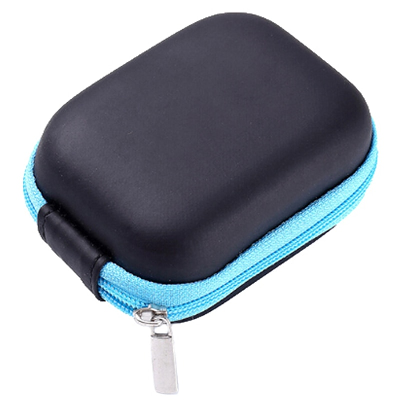 Earphone Keys Storage Box Case Portable 6 bottles 5ML Essential Oil Storage Bag Traveling Packages Container