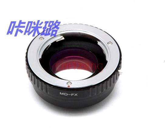 md-fx Focal Reducer Speed Booster Turbo adapter for Minolta md mc Lens to fujifilm fx X-E2/X-M1/XA2/XA1/xt2 xt10 xt100 camera