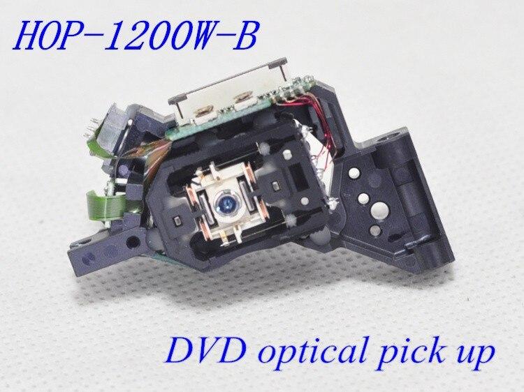 Portable EVD EDVD CAR DVD laser lens HOP-1200W-B for DVD lens(1200W-B / HOP-1200W / HOP-1200WB / 1200W-B / HOP1200WB )