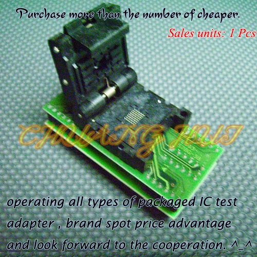 TE003-57BG-38 Programmer Adapter BGA Adapter/IC SOCKET/IC Test Socket