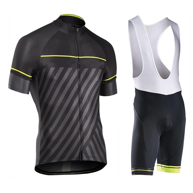 2019 conjuntos de camisetas de Ciclismo Ropa Ciclismo MTB bicicleta camiseta de Ciclismo carreras 9D GEL Ropa hombres bicicleta vestir maillot Ropa mtb