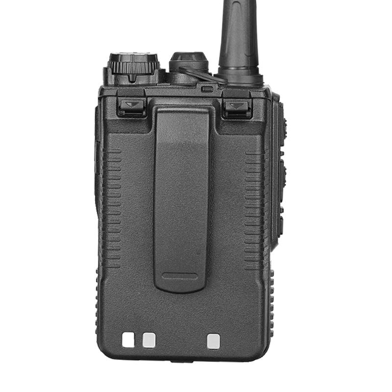 Zastone UV-8DR Mini Radio Walkie Talkie triband  VHF 136-174MHz 240-460MHZ UHF 400-520MHz CB Ham Two Way Radio enlarge