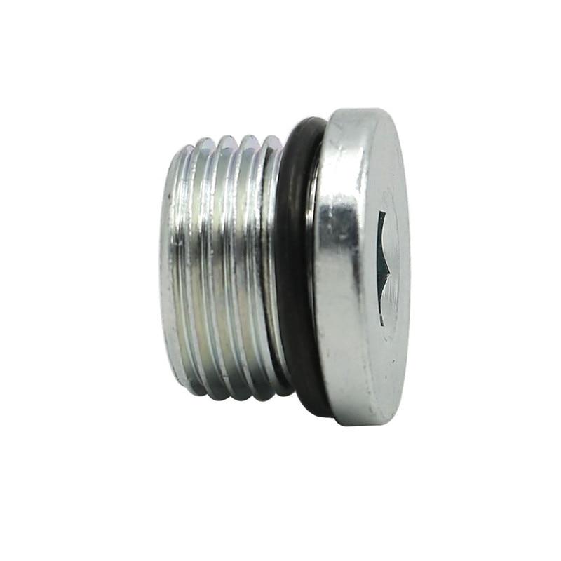 Hex Engine Drain Fill Plug Gearcase Screws Bolts Nuts replace for Polaris ATV UTV Sportsman Ranger Magnum 3233794 replace