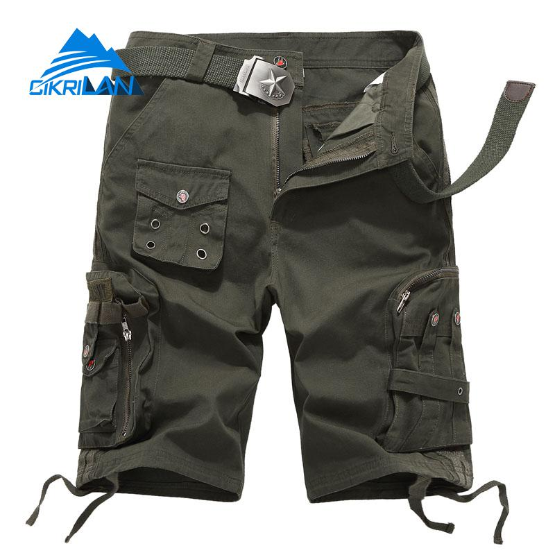 Камуфляжные хлопковые летние шорты для активного отдыха, спортивные армейские тактические шорты для женщин, походные шорты-карго для альпи...