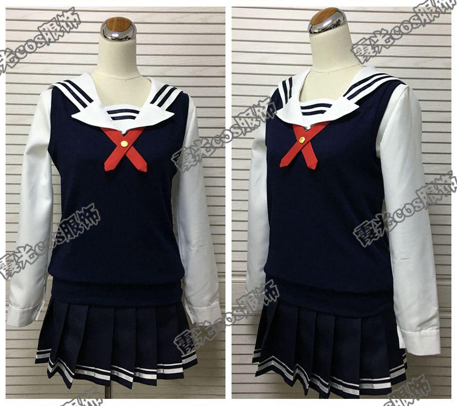 Nuevo Anime saenai heroine no sodate-kata cosplay Kasumigaoka Utaha cos traje niñas Escuela Japonesa japok uniforme de fiesta de Halloween