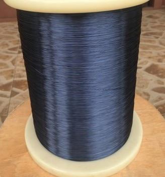 Alambre esmaltado de poliuretano azul de 0,35mm * 50 m QA-1-155 2UEW
