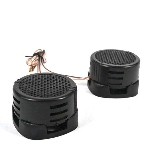 2 piezas Car Mini Dome altavoz de agudos altavoz de gran paso 500W Super Power Audio Auto Sound altavoz para coche