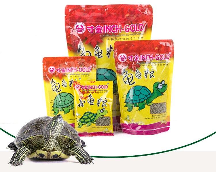 100g Aquarium Natural Reptile Turtle Food Stick For Medium Turtle Terrapin Grass Tortoise Pet Red-eared Slider