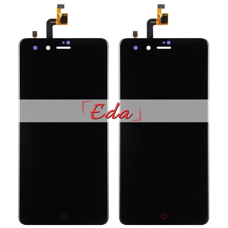 """1 Uds. Para ZTE NX549J reemplazo de pantalla LCD MONTAJE DE digitalizador con pantalla táctil para ZTE Nubia Z11 mini S 5,2 """"teléfono + herramientas"""
