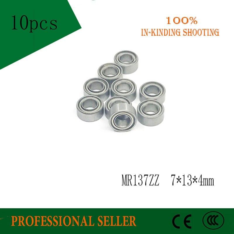 MR137ZZ MR137-2Z MR137 L-1370ZZ rodamiento de bolas de ranura profunda 7x13x4mm miniatura rodamiento P5 ABEC-5 7 * 13*4mm