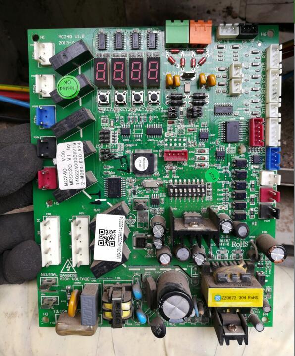 MC240 V04 MDS010V1 E346387 Bom Trabalho Testado