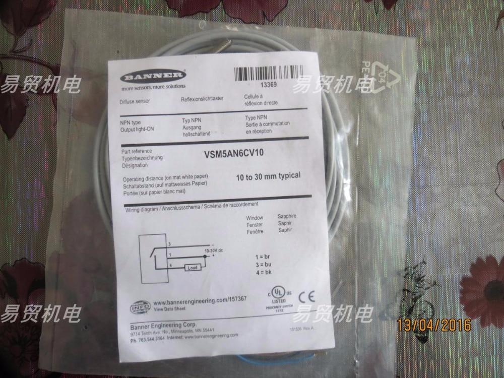 Sensor VSM5AP6CV10
