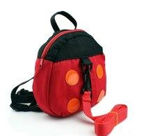 Baby Carrier Rugzak Wandelen Riem Tas Harnas Riemen Tassen Kids Veiligheid Learning Walk Handtas Kinderen Baby Ladybird