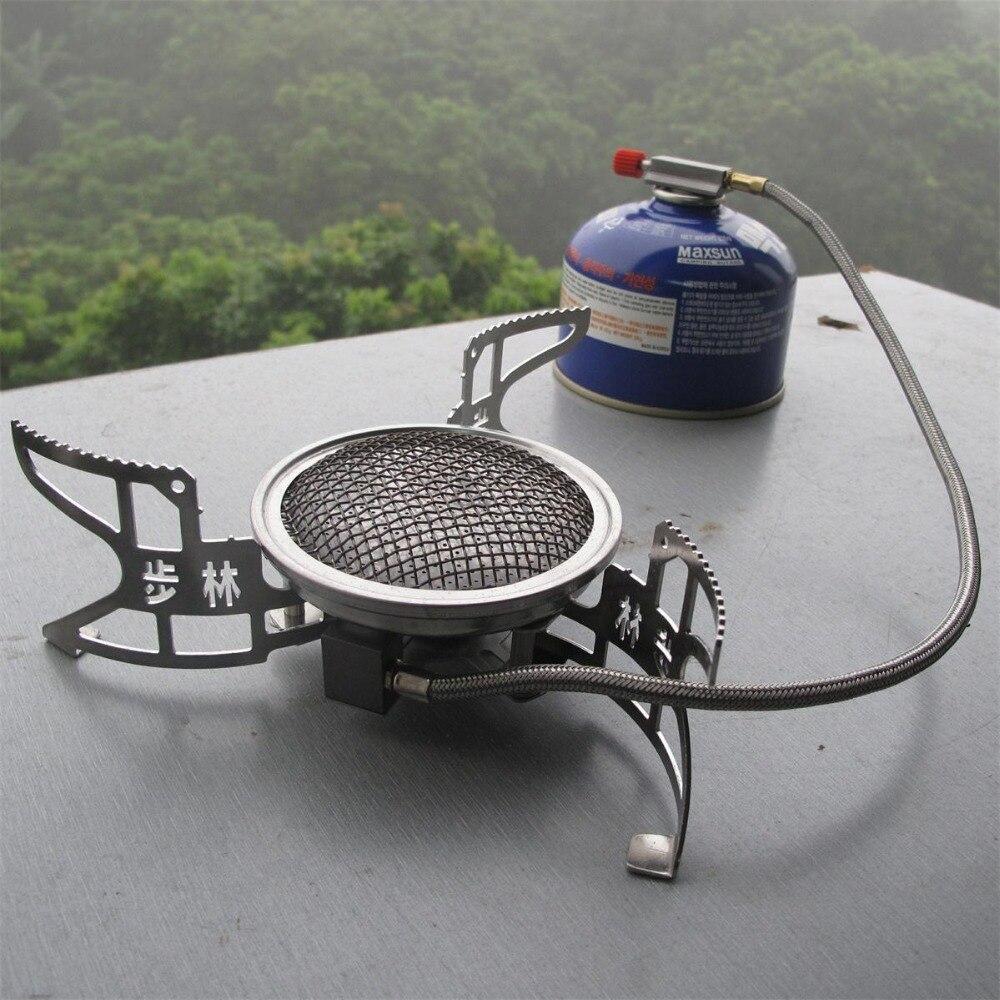 Fogão a Gás ao ar Forno de Acampamento Bulin Livre Dobrável Cozinhar Split Fms-x2 Bl100-b15 & S2400