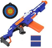 Pistolet électrique balle molle jouet pistolet Sniper fusil pistolet en plastique Arme Arma jouet pour enfants cadeaux approprié pour pistolet jouet Nerf