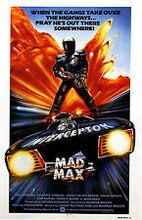 "Mad Max Hallo-Res Film Poster 24 ""x 36"" Abfangjäger UK"
