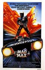 "Mad max hi-res filme poster 24 ""x 36"" interceptor reino unido"