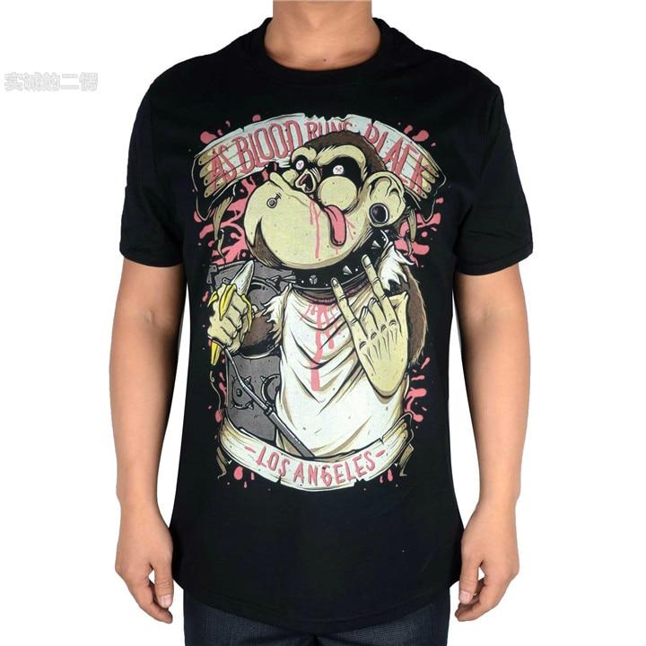 Camiseta Rock Vintage de 11 diseños, camisa de marca de moda, de...