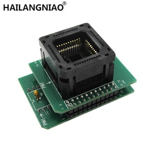 Высшее качество Чип программист PLCC44 адаптер розетка PLCC44 К DIP40