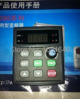 Free Shipping, SUNFAR inverter big Operation  Panel E380 / C300 / C320