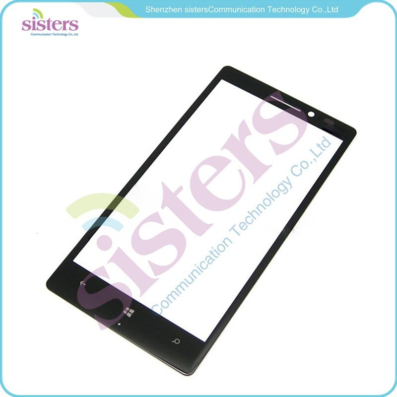 50 قطعة استبدال زجاج أمامي أسود عالي الجودة لجهاز Nokia N930 ، مارتيني ، جديد ، بيع بالجملة ، شحن مجاني ، بدون تتبع