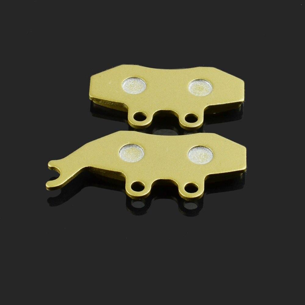 Pastillas de freno delantero de motocicleta aptas para fábrica RP50 YR 50 125 FANTIC CABALLERO 50 125 GAS EC50 SM50 PAMPERA 250 125