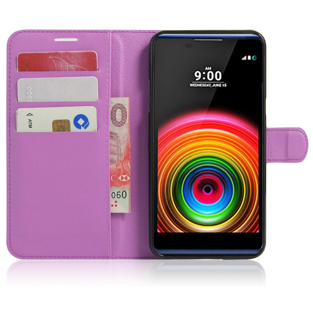 Dla lg x power k220ds case odwróć portfel pu skórzane etui telefon dla lg x power k210 k220 pokrywa uchwyt stojak telefon fundas ls755 torba 14