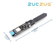 ESP32 Rev1 WiFi & Bluetooth Battery & DHT11 Soil temperature and humidity sensor module