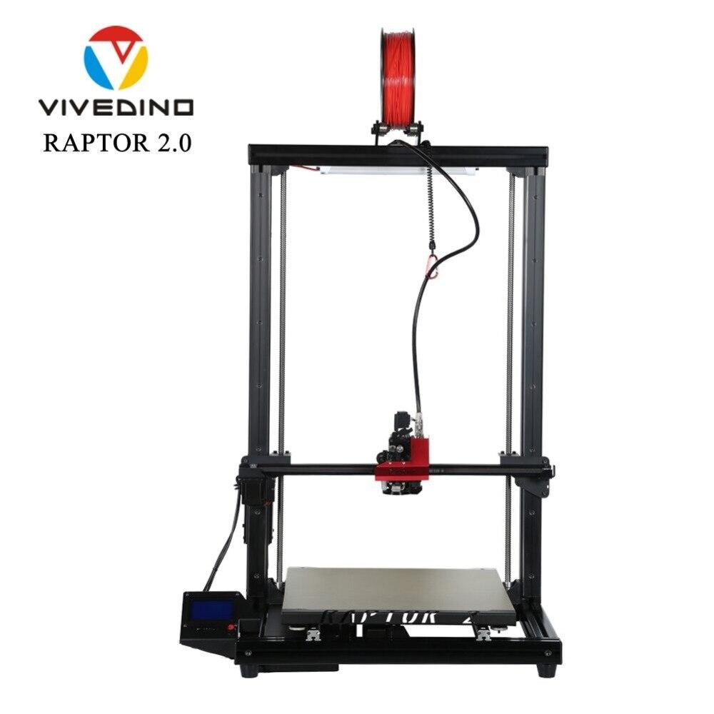 Loveedino Raptor 2 ، 400x400x700mm ، نسخة ممتدة