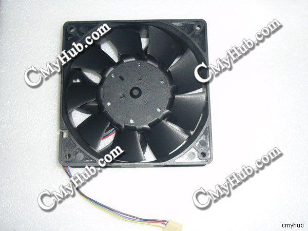 Genuino para Delta TFC1212DE SP07-SP07 ventilador de refrigeración de DC12V 3.90A 4Pin 4 alambre 12038 120x120x38mm