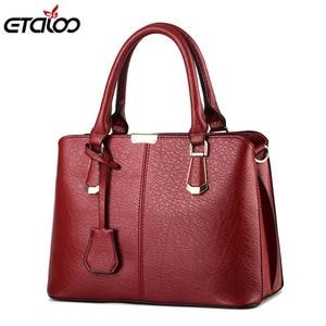 Women Bag Women Leather Handbags Fashion Messenger Bag Handbags & Crossbody Bags Motorcycle Bag Square Style Flap Totes Single