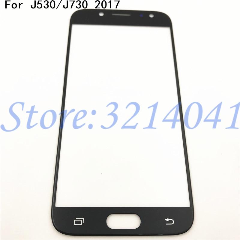 Original Touchscreen For Samsung Galaxy J5 J7 J5Pro 2017 J530 J730 Touch Screen Sensor Glass LCD Display Front Panel Cover