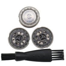 Сменная головка для бритвы Philips HQ56 HQ55 HQ4 + HQ3 HQ6405 HQ6843 HQ300 HQ64 HQ916 HQ6868 HQ6695 CloseCut, 3 шт. Бритва      АлиЭкспресс