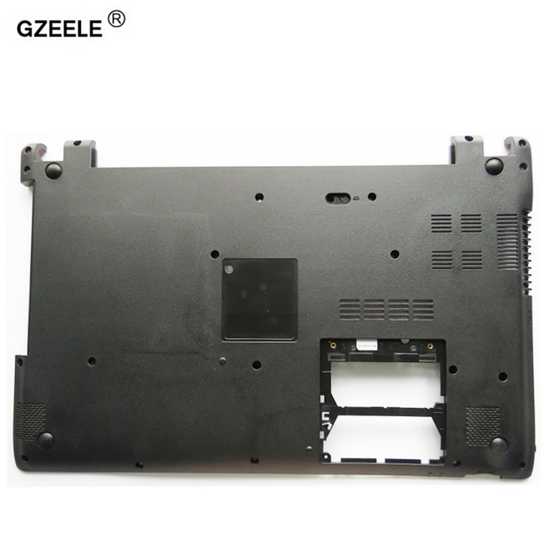 Низ корпуса для ноутбука GZEELE, чехол для Acer Aspire V5-571, V5-571G, материнская плата, корпус нижнего корпуса для ноутбука Acer Aspire V5-531G, без касания
