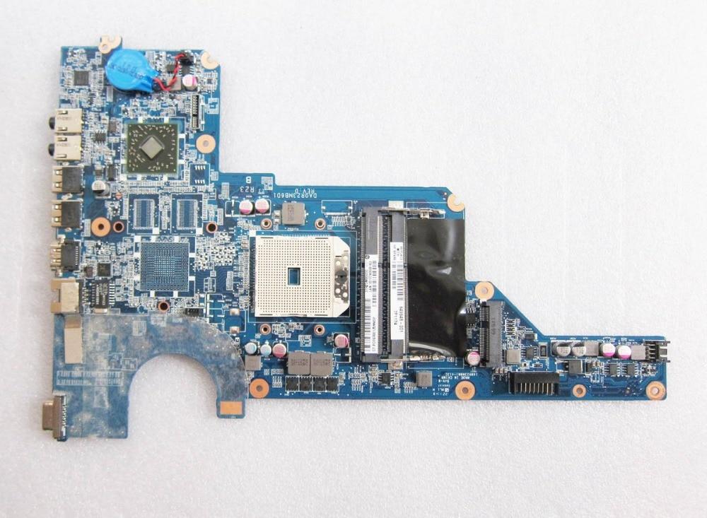 Para H P G4 G6 DA0R23MB6D1 G7 649948-001 Motherboard AMD gráficos integrados