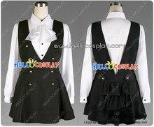 Inu x Boku SS Cosplay fille uniforme H008