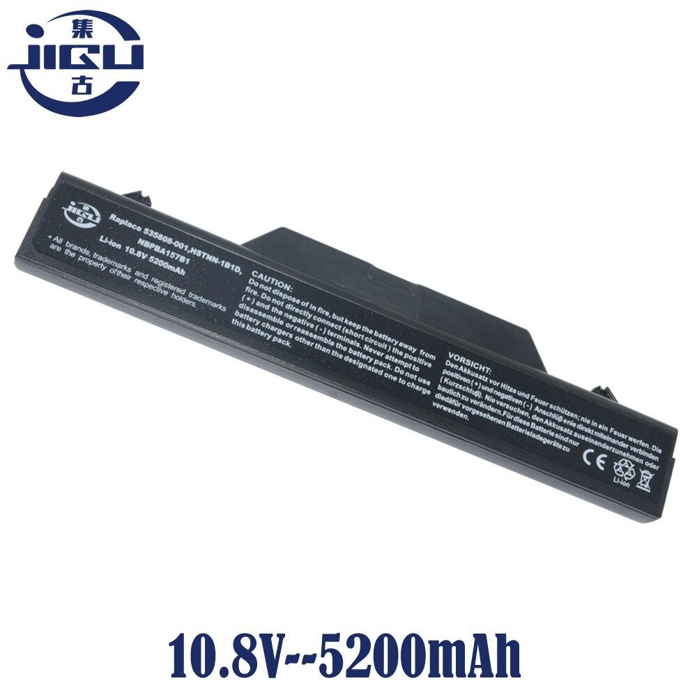 JIGU portátil batería de 513129-361, 513130-321, 535808-001 para HP ProBook 4510s 4510s/CT 4515s 4515/CT 4520s 4710s 4710/CT 4720s