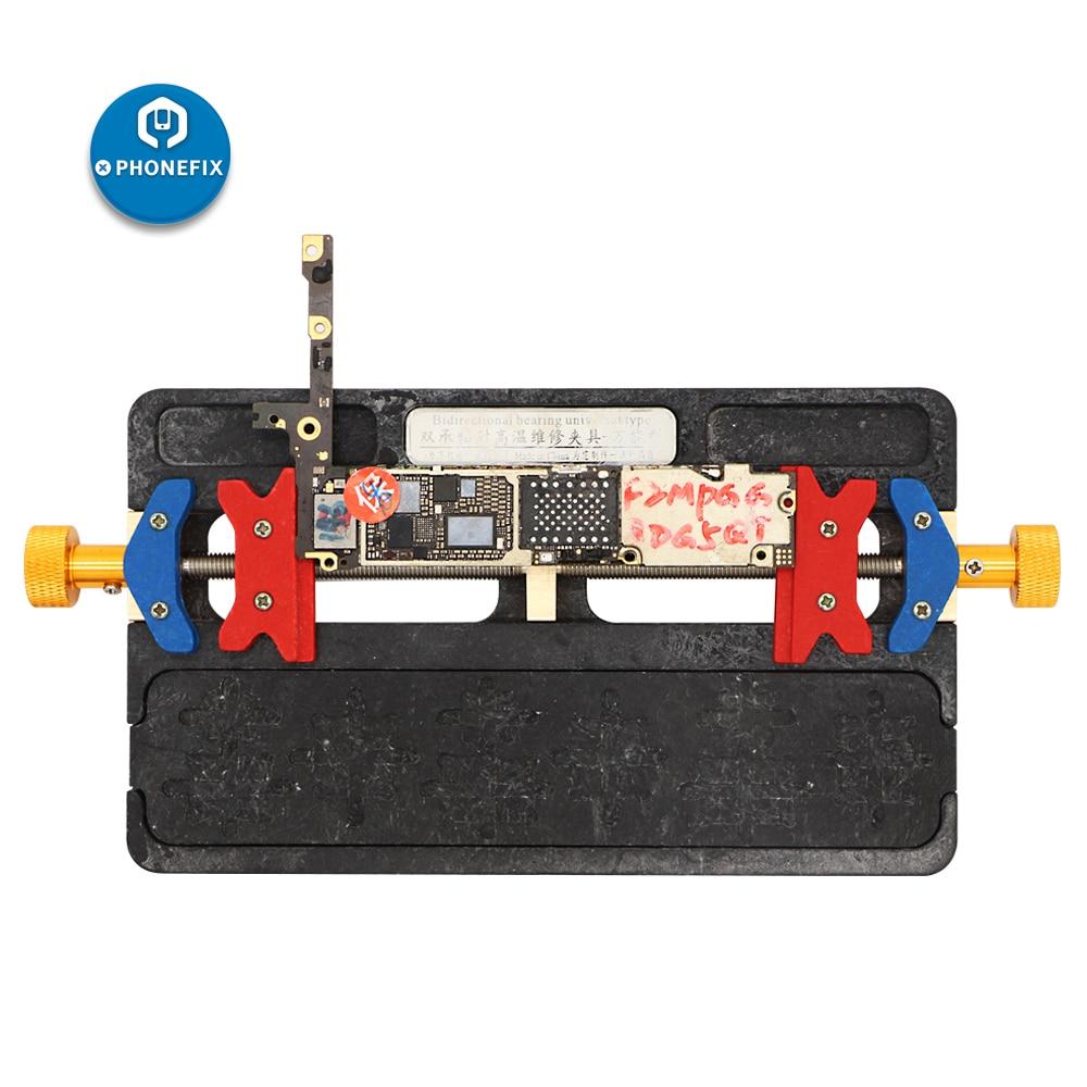 Universal High Temperature Motherboard Repair Holder Mobile Phone Soldering Repair Fixture for iPhone iPad