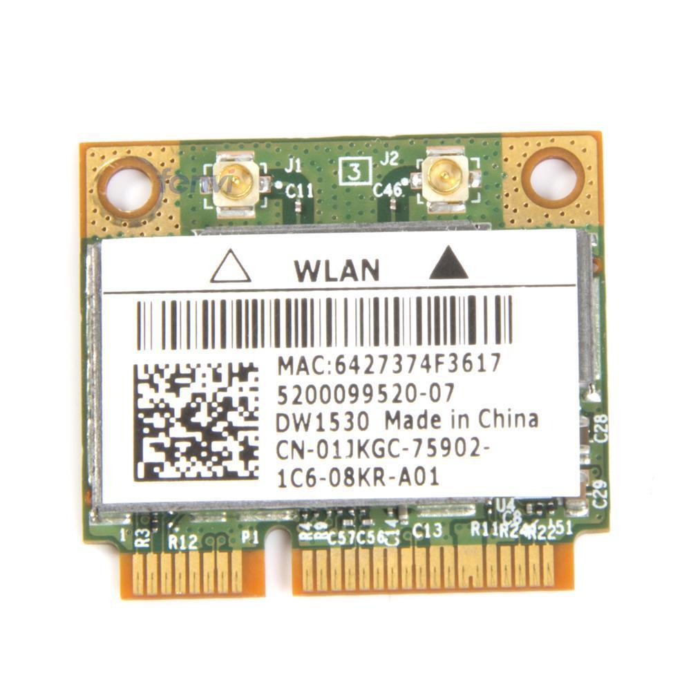 Sans fil Broadcom BCM43228 802.11a/b/g/n double bande Mini Pci-e Wifi WLAN carte adaptateur DW1530 pour Dell Acer Asus Toshiba
