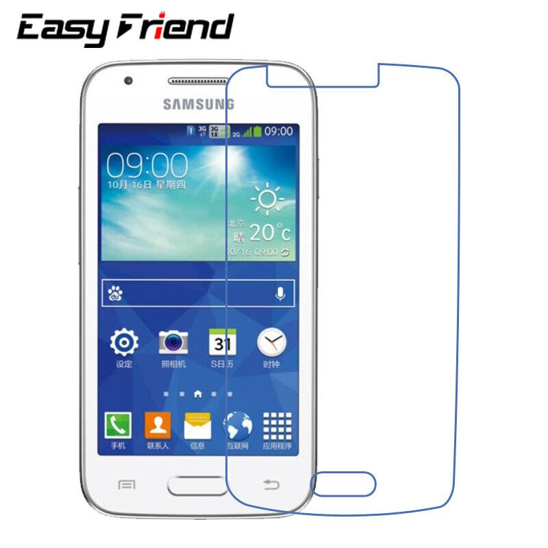For Samsung Galaxy Ace 4 Style LTE G357 G357FZ Screen Protector 9H Toughened Protective Film Guard T
