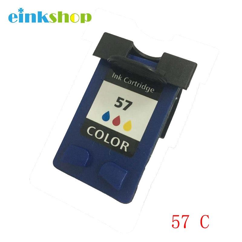 Remanufactured Cartucho de Tinta Compatível para hp 57 einkshop Para 450Ci Deskjet PSC 1110 1210 1315 1350 2110 5160 5550 5650 printer
